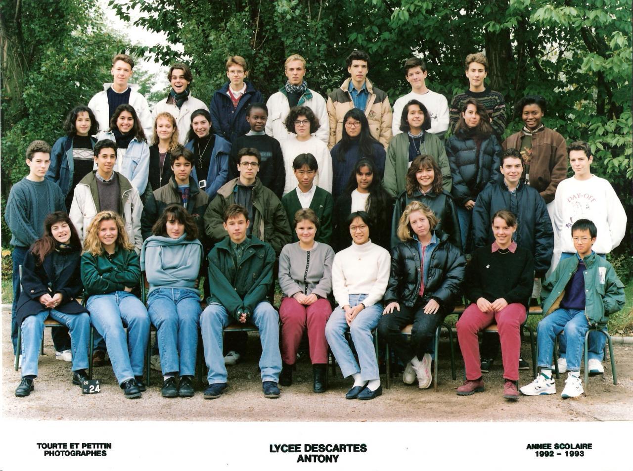 1993 - 2nde 6