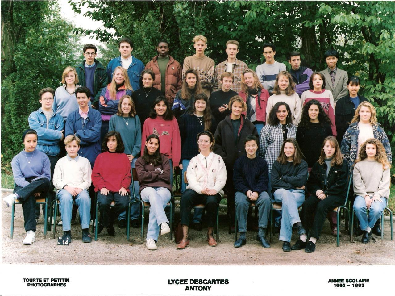 1993 - 2nde 10