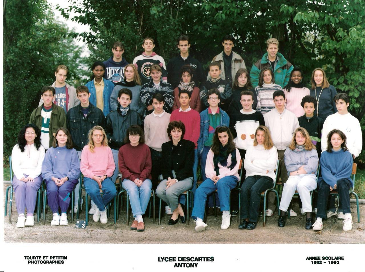 1993 - 2nde 11