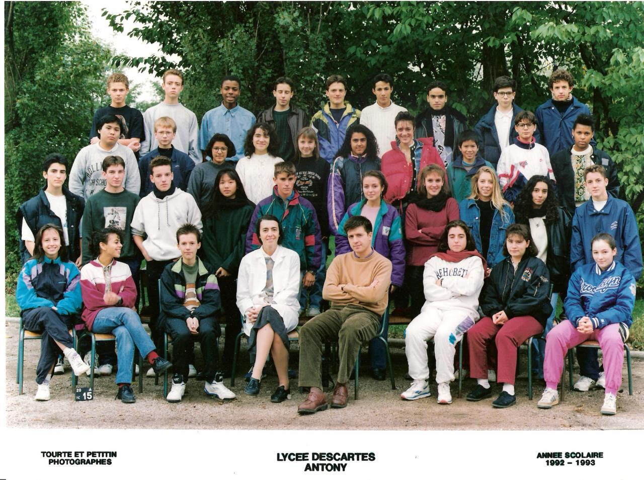 1993 - 2nde 12