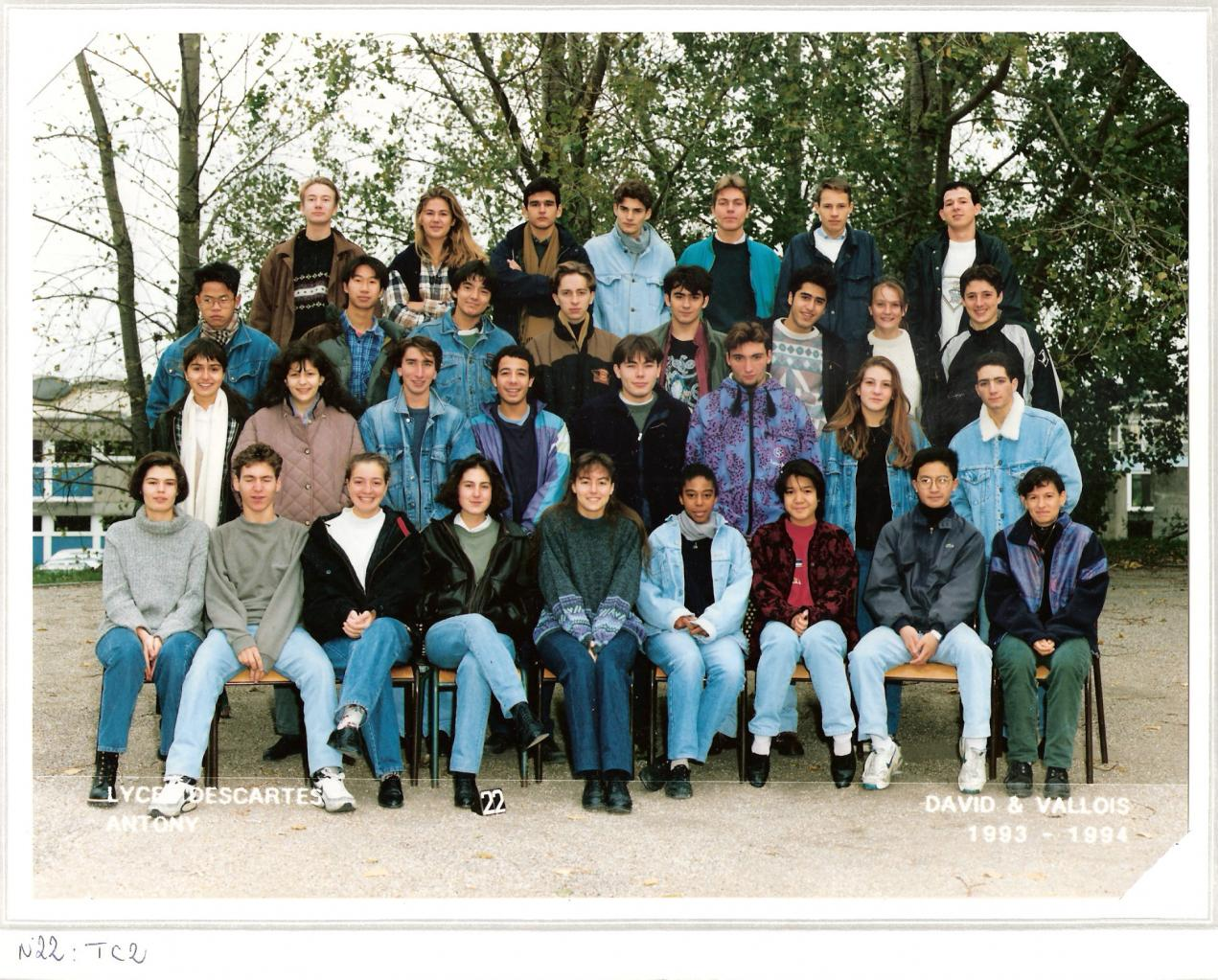 1994 - TC2