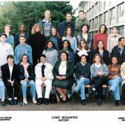1995 - 1STT2 avec Madame Bouillon