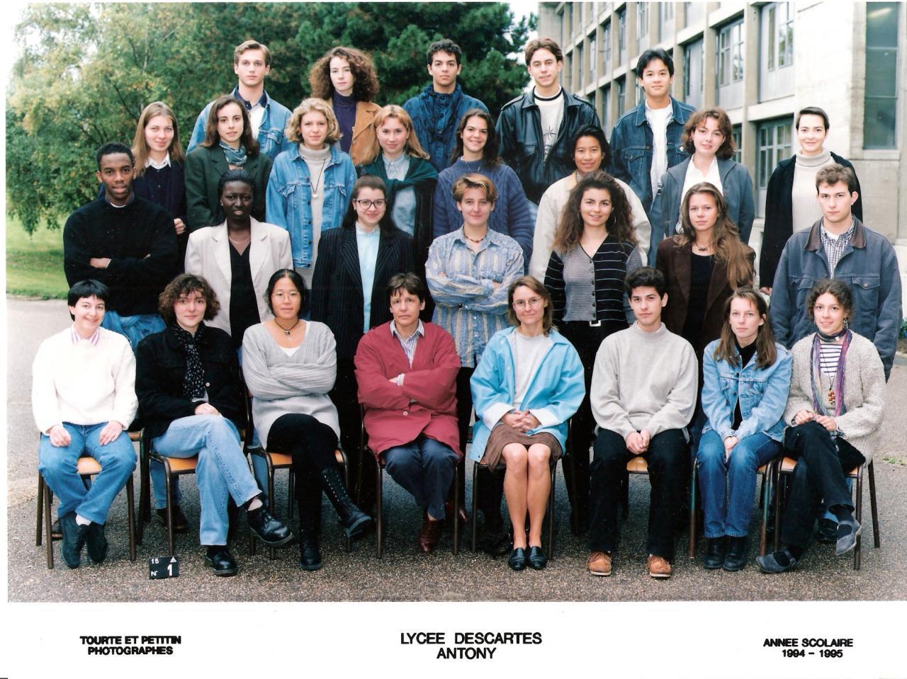1995 - HEC1