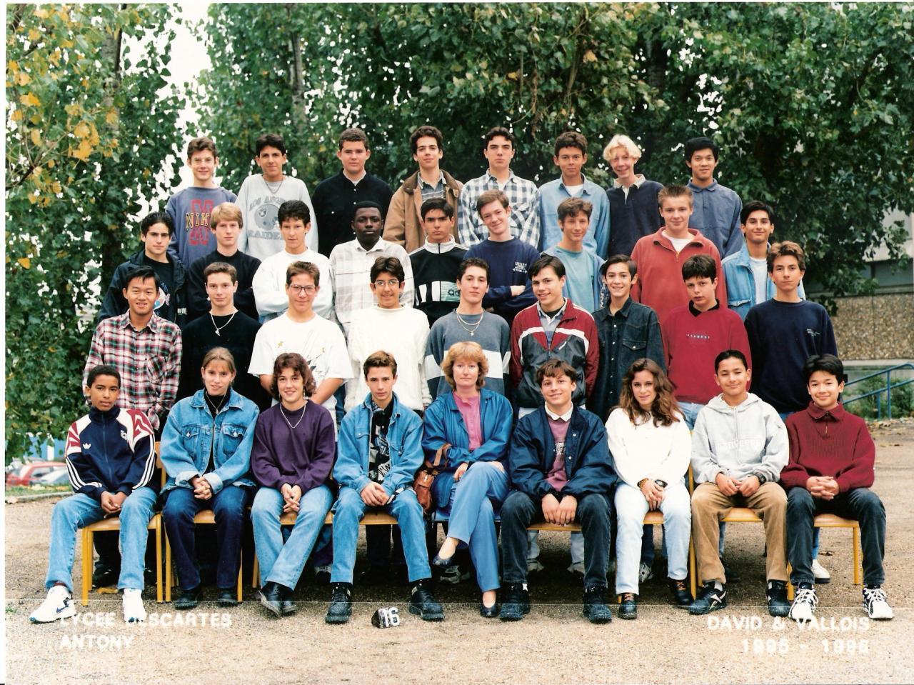 1996 - 2nde1