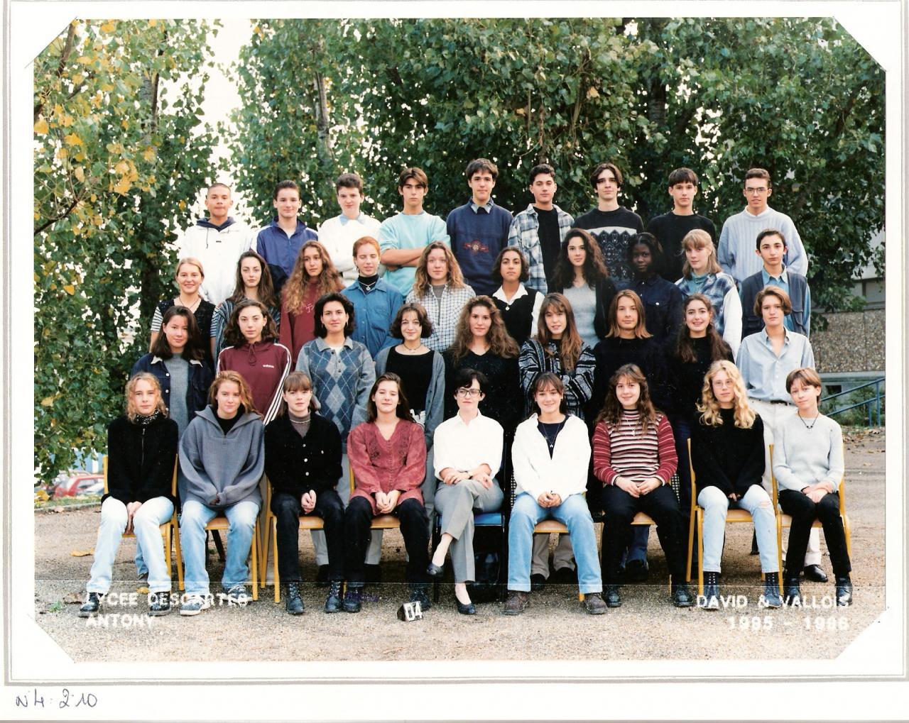 1996 - 2nde 10