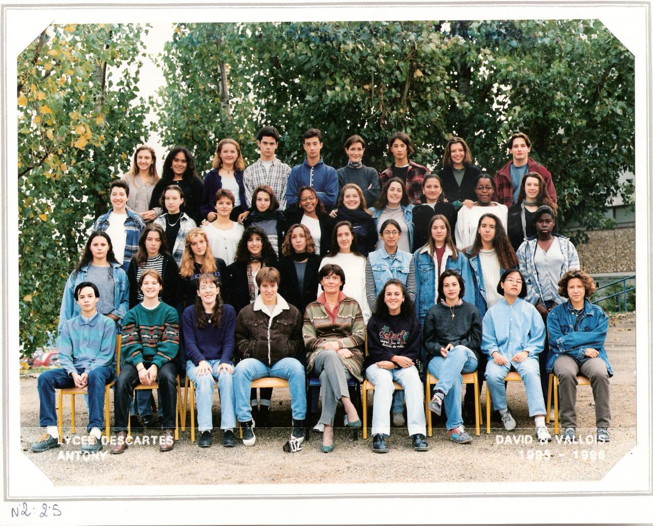 1996 - 2nde5
