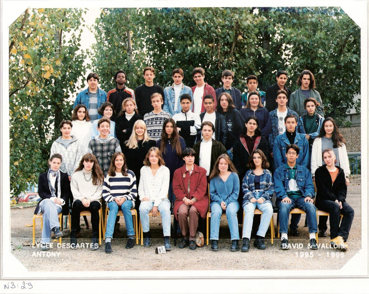 1996 - 2nde 9