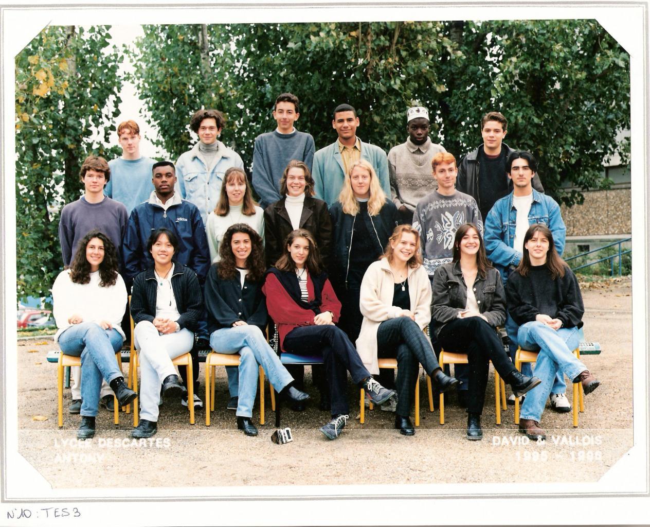 1996 - TES3