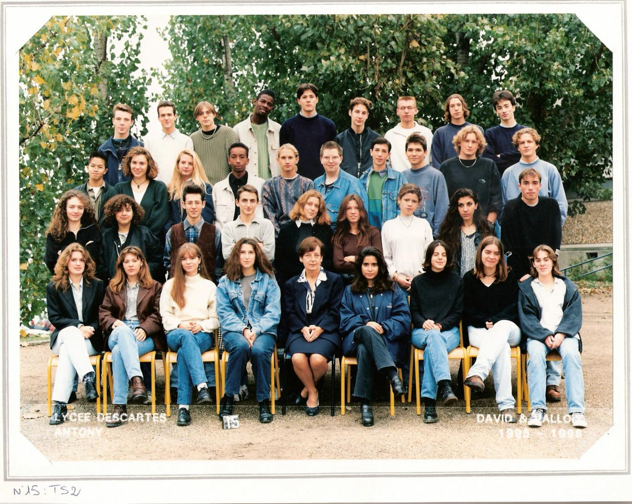 1996 - TS2