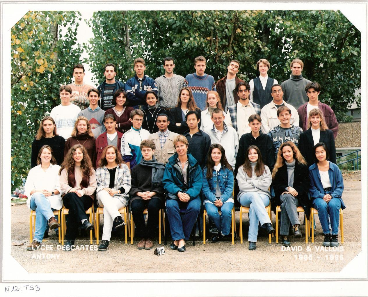 1996 - TS3