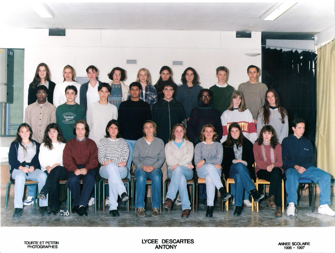 1997 - 1ES1 - TOURTE