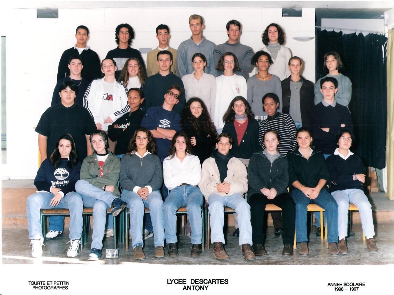 1997 - 1ES2 - TOURTE