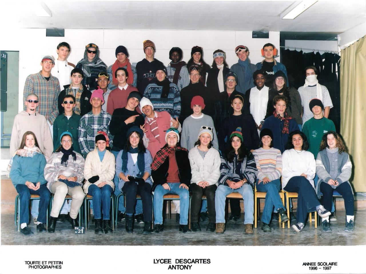 1997 - 1S1 - TOURTE