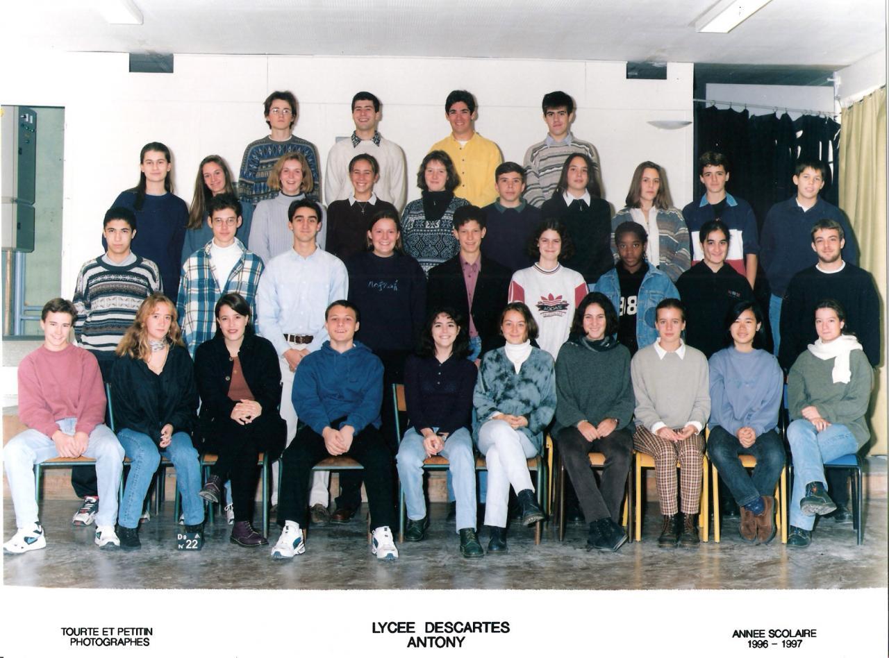1997 - 1S2 - TOURTE