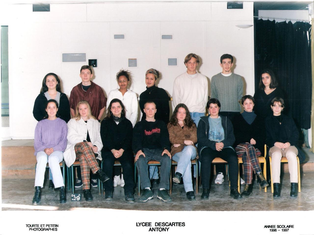 1997 - 1STT1 - TOURTE