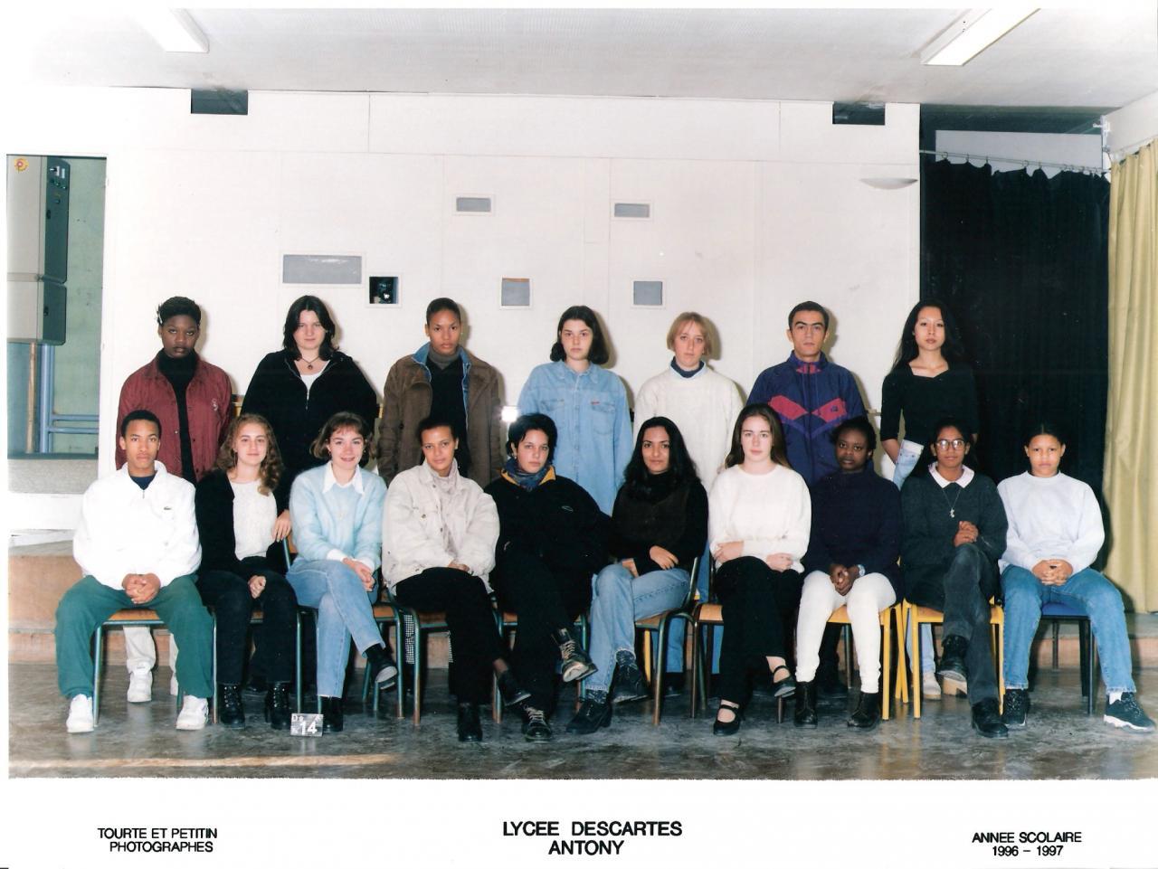 1997 - 1STT2 - TOURTE