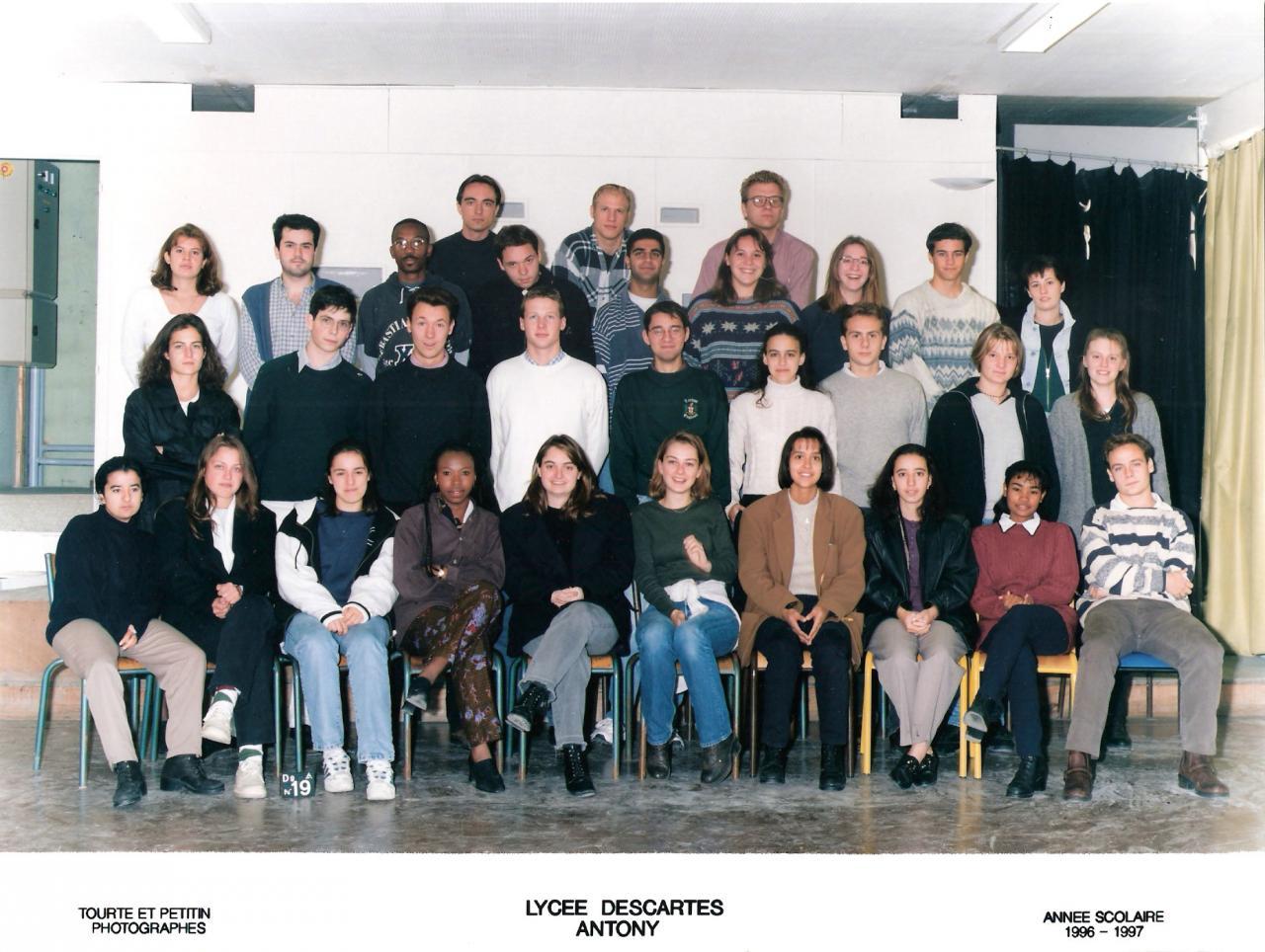 1997 - BTS2 - TOURTE