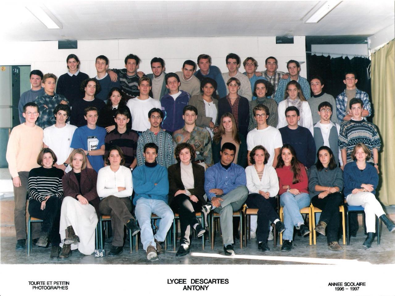 1997 - HEC - TOURTE