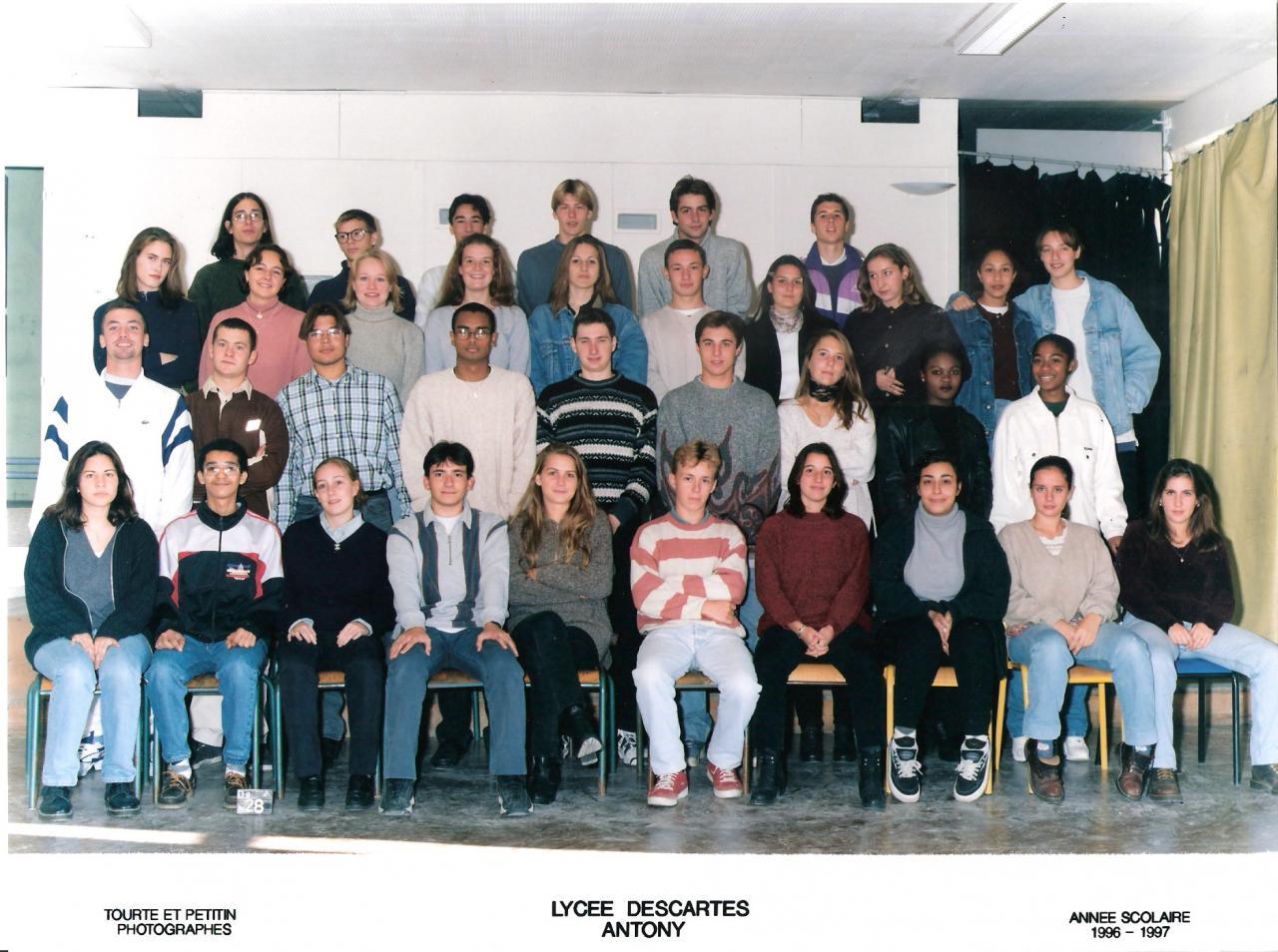 1997 - TACC - TOURTE