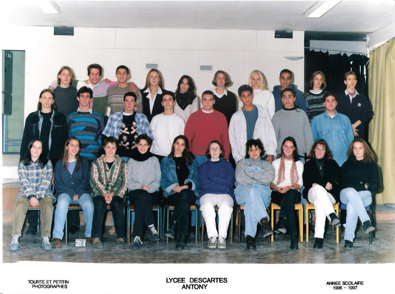 1997 - TS2 - TOURTE