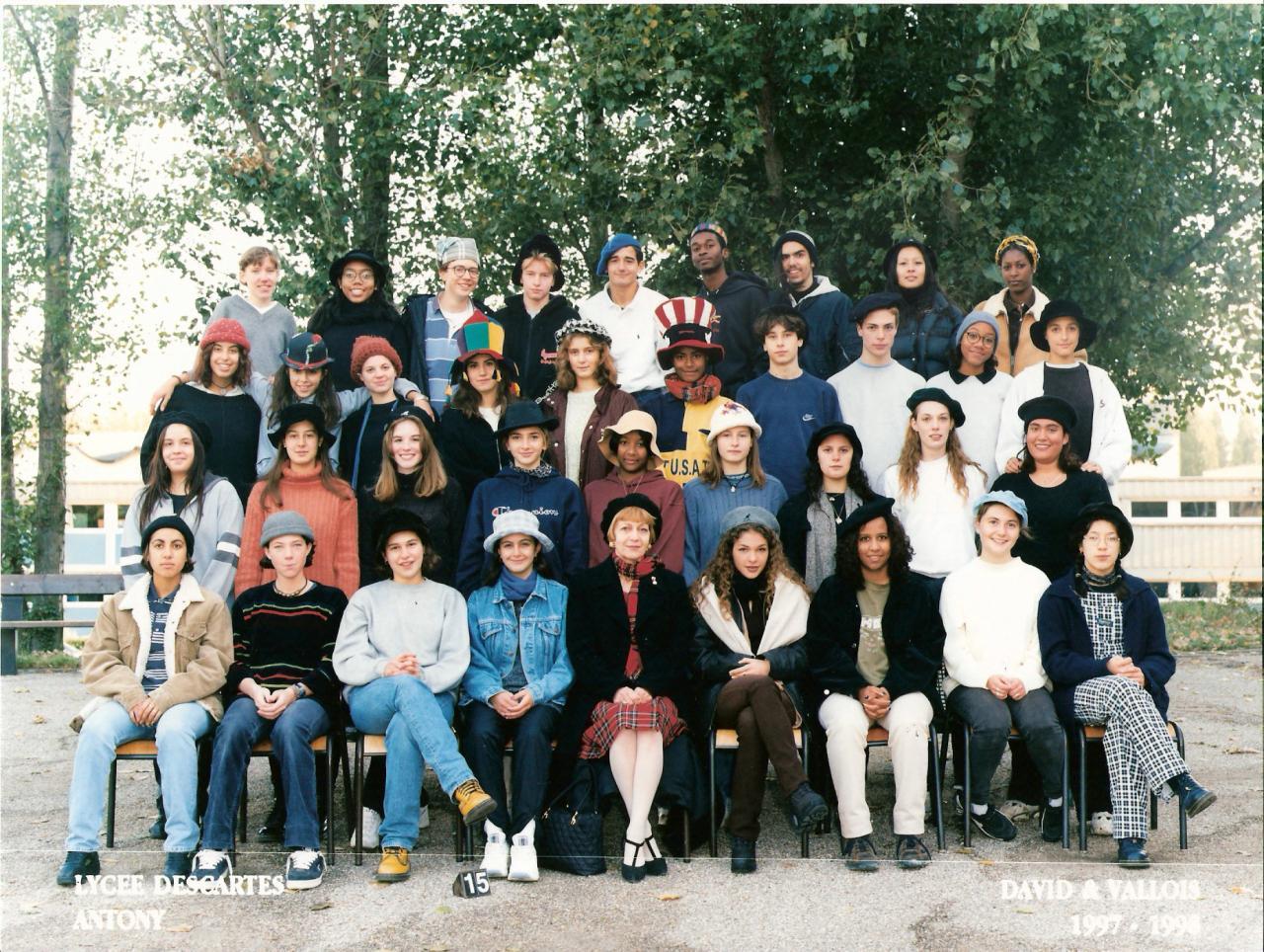 1998 - 1L - DAVID
