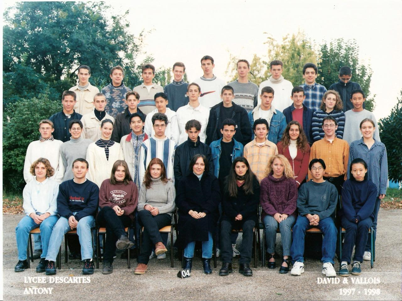1998 - 1S3 - DAVID
