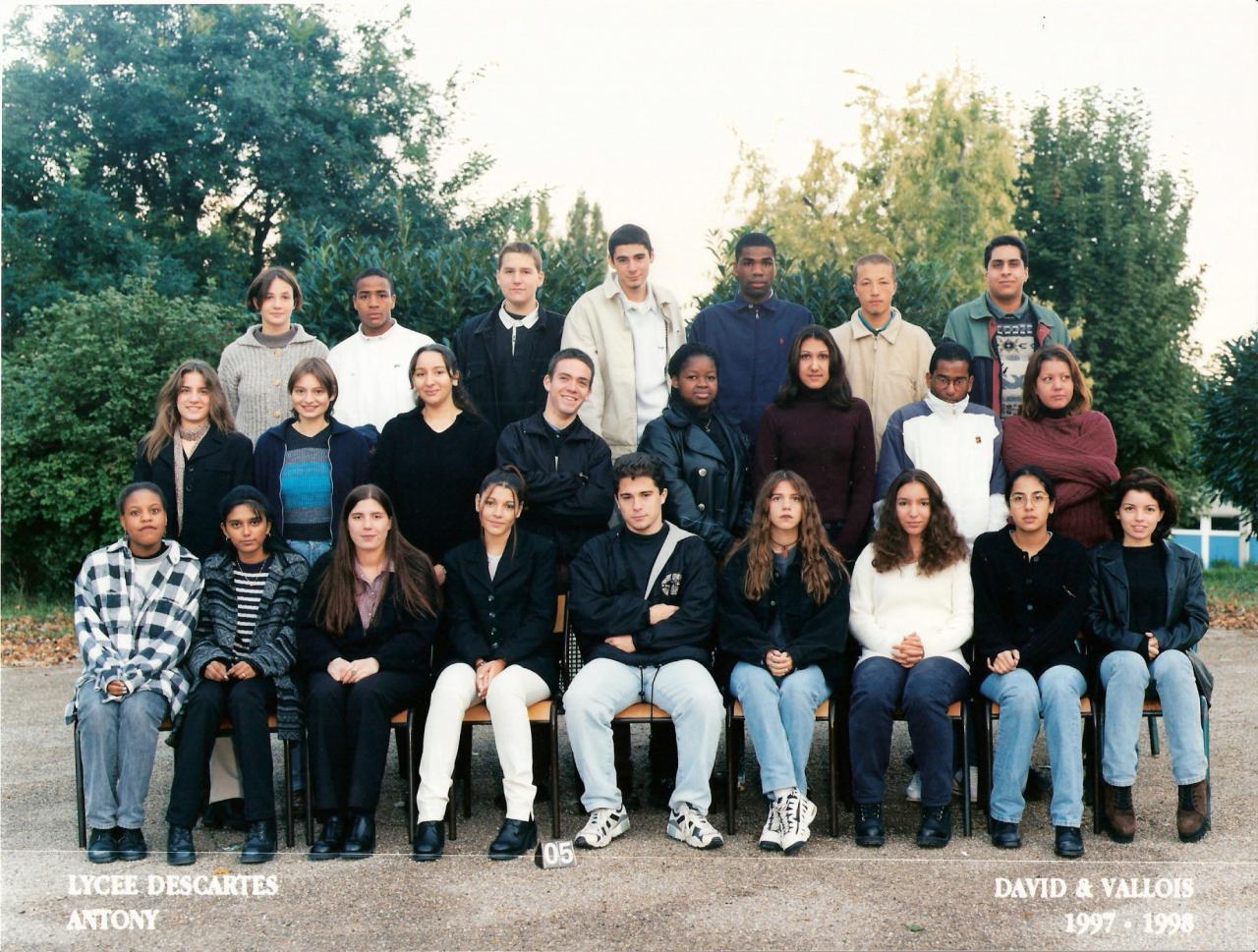 1998 - 1STT1 - DAVID
