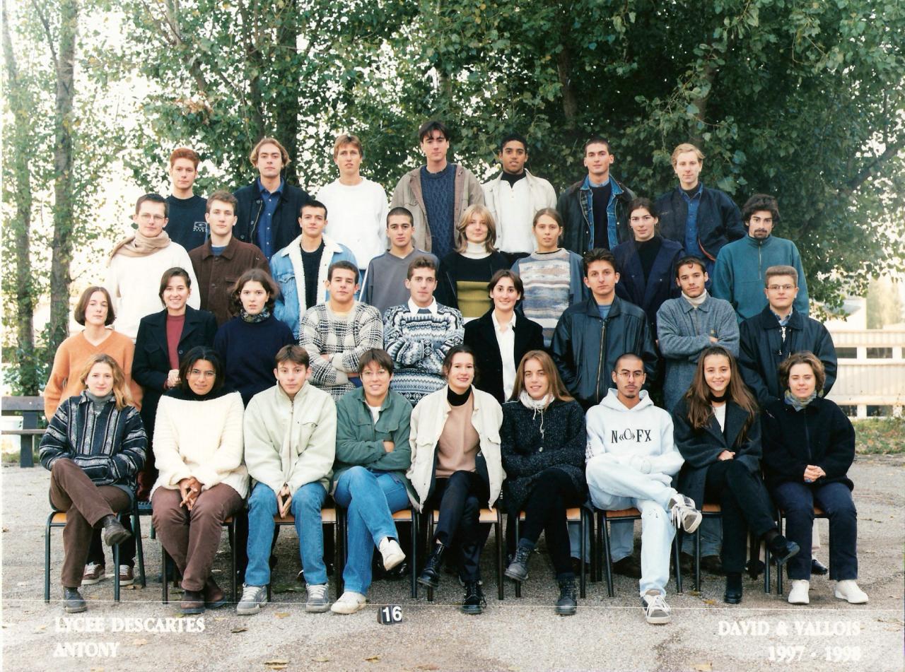 1998 - HEC 1 & 2 - DAVID