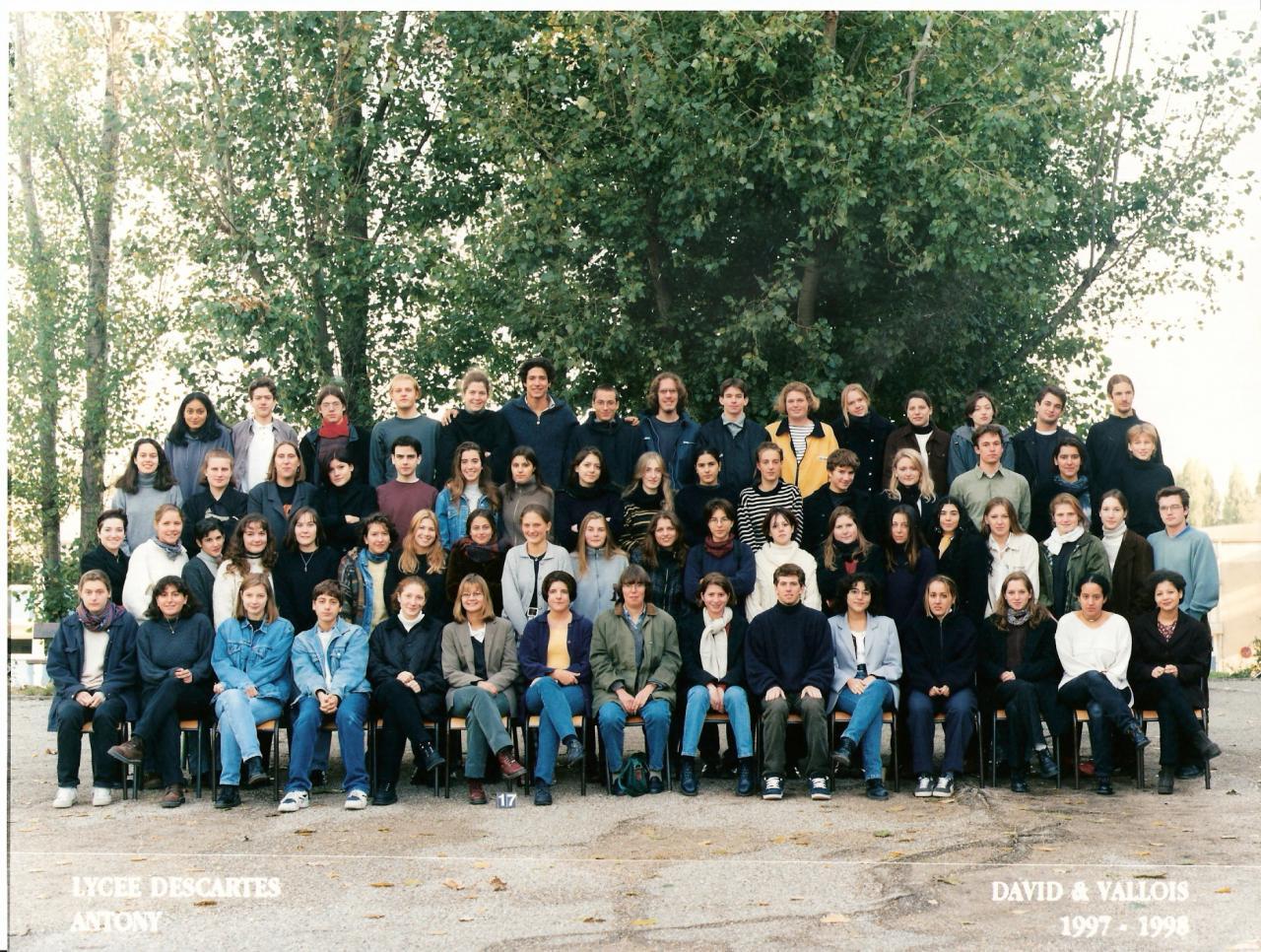 1998 - LSup 6 DAVID