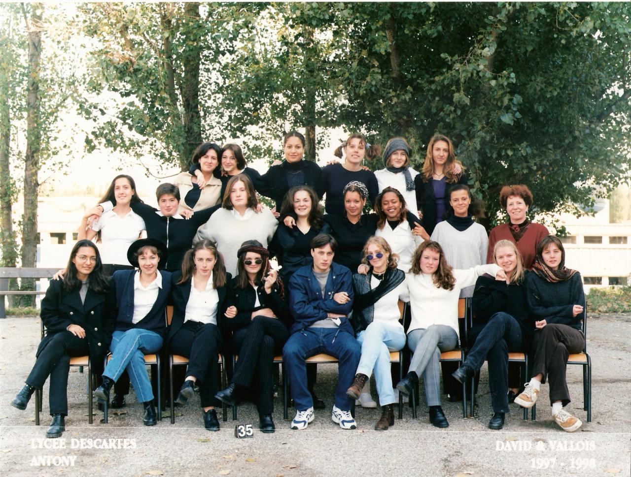 1998 - TACA - DAVID