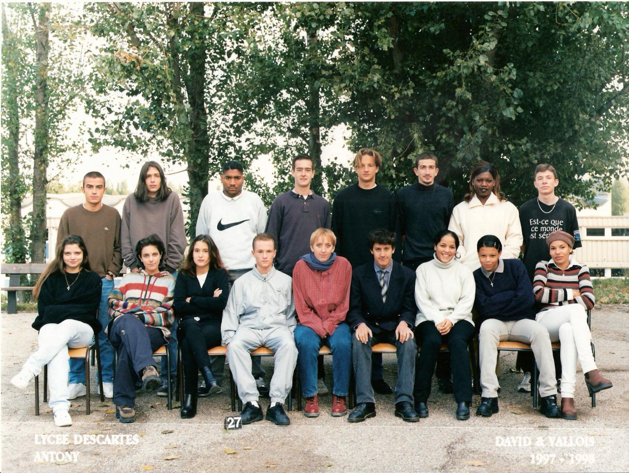 1998 - TACC - DAVID