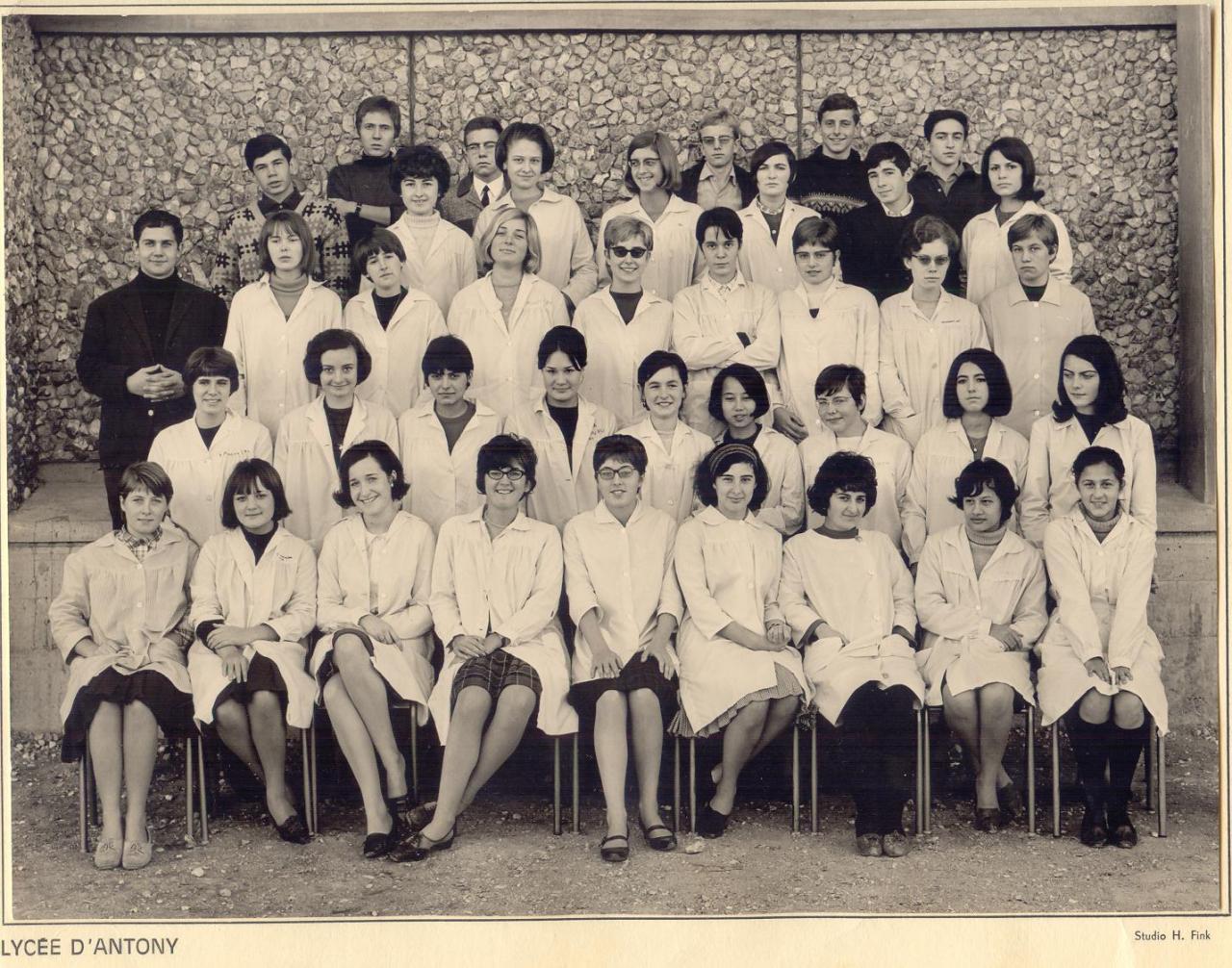 1ère B4 1965-66