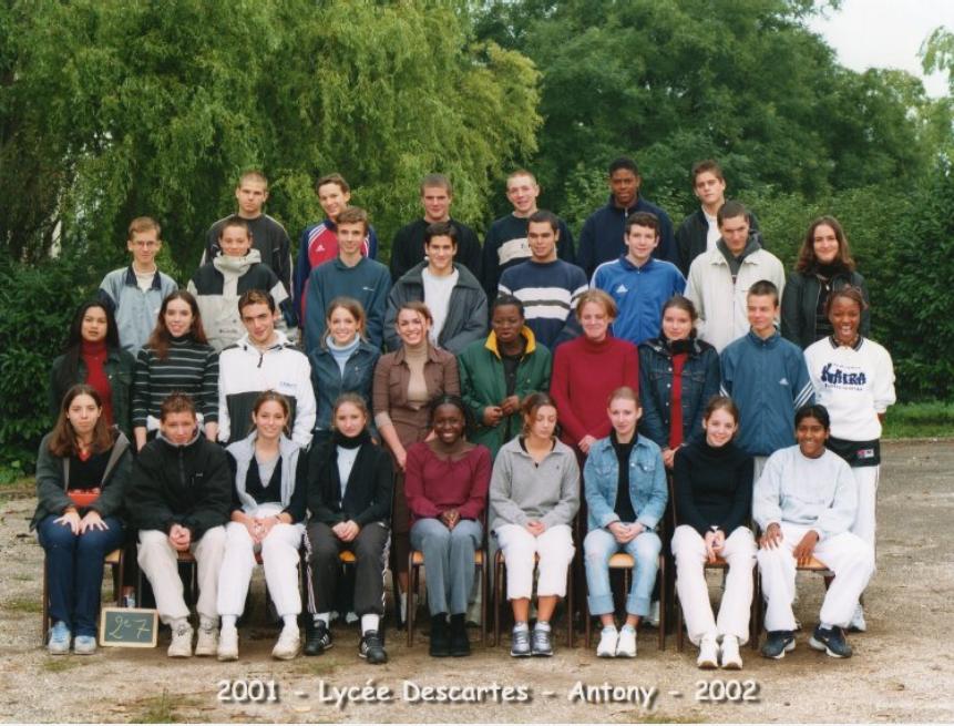 2001-2002 2nde 7