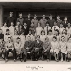 3eme M1 1961-62