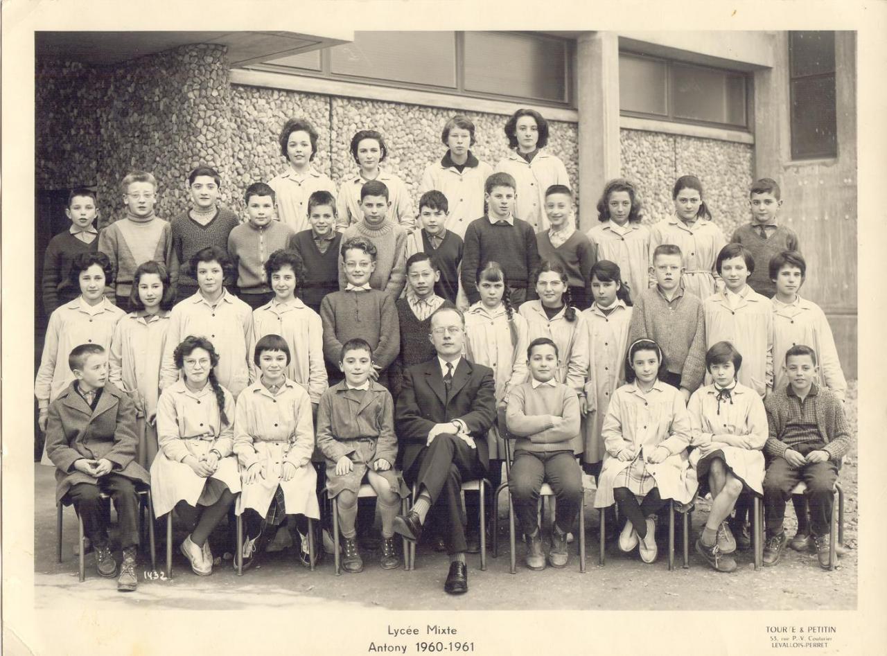 1960-61 5A1 avec M Jean (Fr)