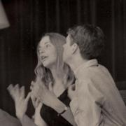 Chantal Kohl et Gérard Cadet. Photo de Didier Maillac.