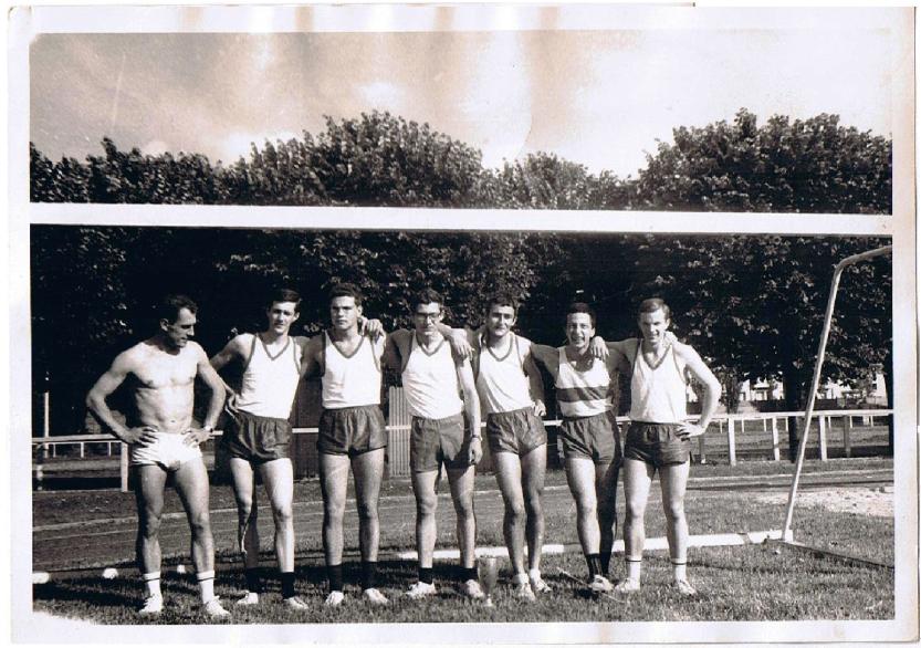 Athletisme en 65, photo de Jean-Pierre Vallaeys.