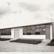 Baraquements en 1959