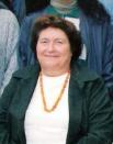 Madame BOUILLON en 1995