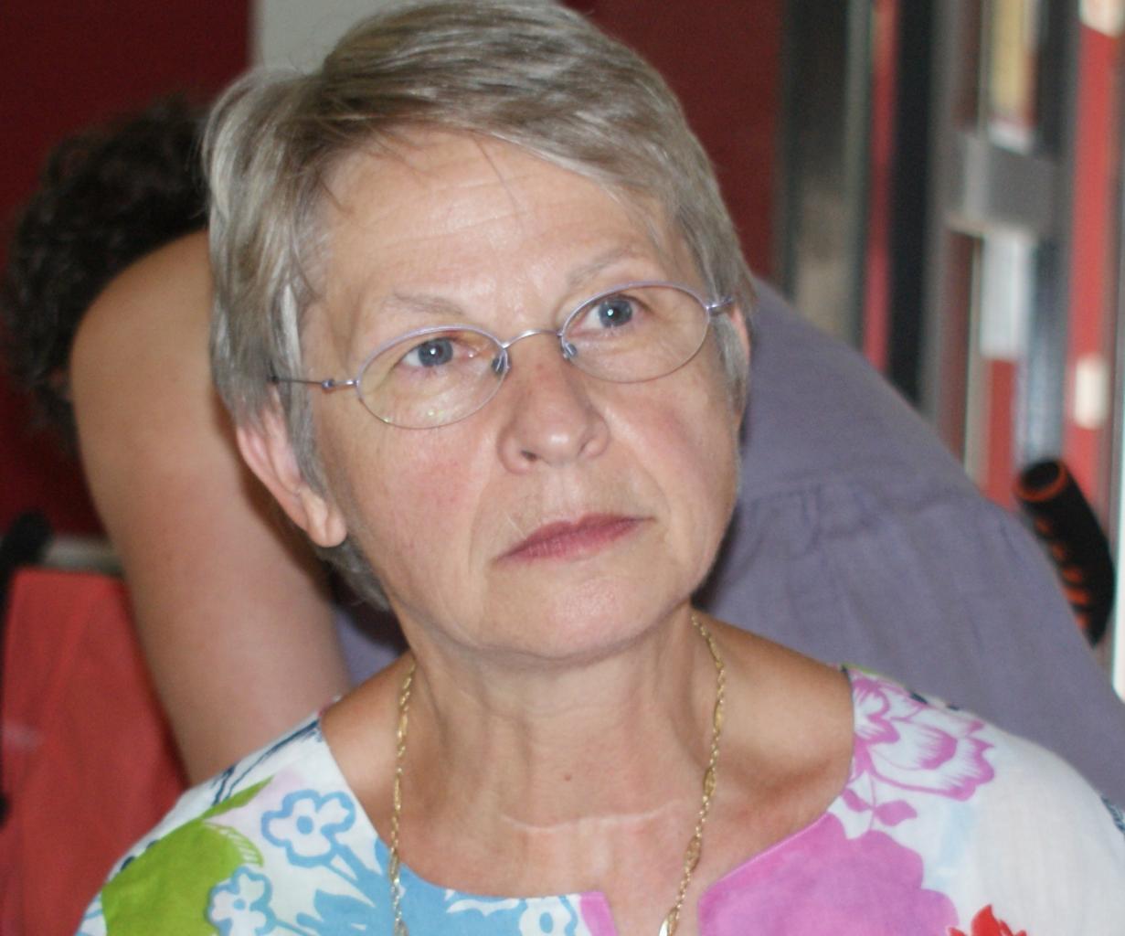 En 2014 : Chantal Kohl.