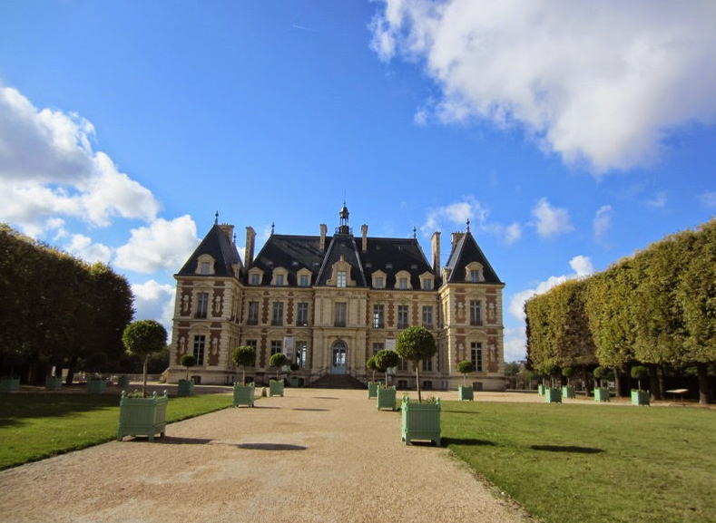 Château de Sceaux, Musée de l'île de France.