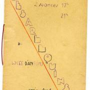 Programme du 24 juin 1961