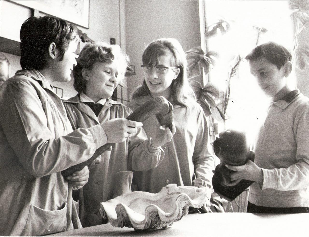 Expo Polynésie : objets de M. Maillac