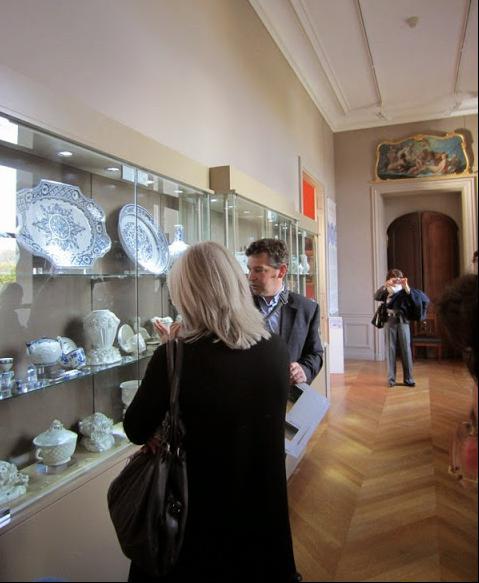 Salle des céramiques