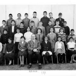 1959-60 5A1 avec Monsieur Rigoulet