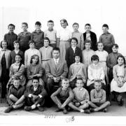 1959-60 6A3, avec Monsieur Loubaton