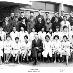 2nde M' 1960-61
