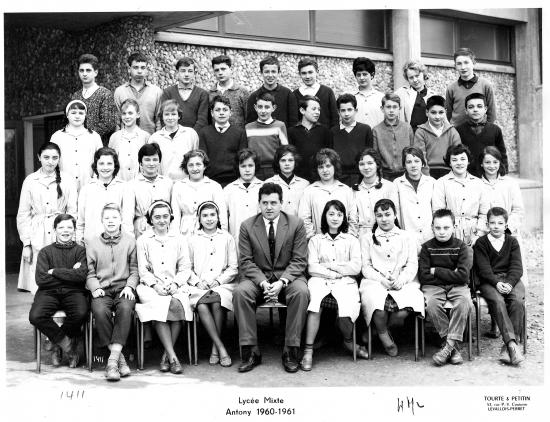 1960-61 4M2 avec M Coggia