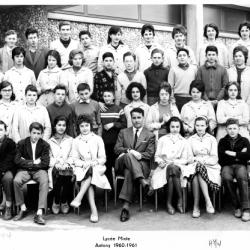 1960-61 4M4 avec M. Loubaton