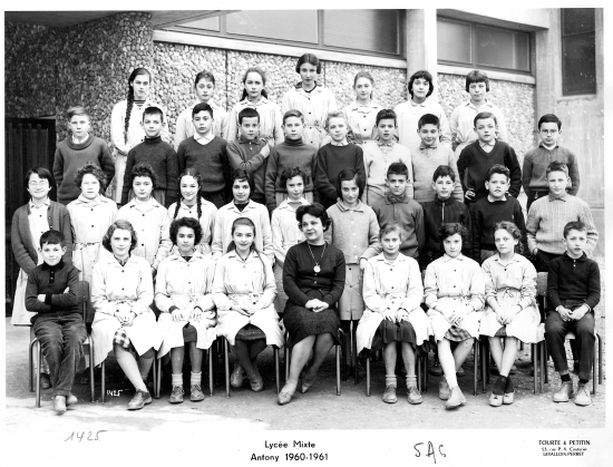 1960-61 5A6
